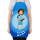Apron - Mum's the boss here (LT)